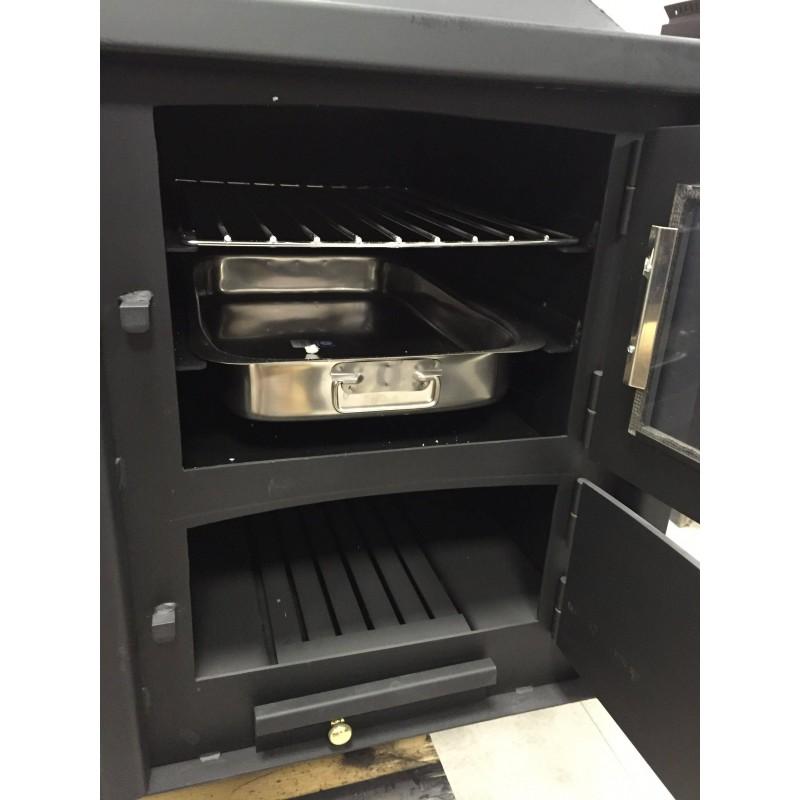 Barbacoa asador con horno chimeneas ruiz - Barbacoas y hornos ...
