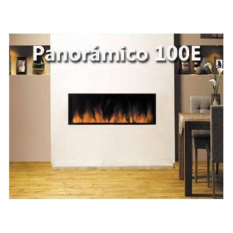 Chimenea electrica panoramico 100e chimeneas ruiz - Chimeneas electricas opiniones ...