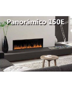 CHIMENEA ELECTRICA PANORAMICO 150E