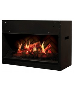 CHIMENEA OPTI-V SINGLE 76 CM