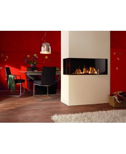 CHIMENEA DE GAS TRIMLINE DB 100 PANORAMA